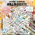 AALL & CREATE - Stencil set #32