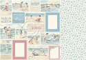 Scrappapier PION Design - Seaside Stories - Beach Life