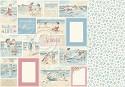 Scrappapier PION Design - Seaside Stories - Beach Life
