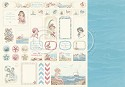 Scrappapier PION Design - Seaside Stories - Cut Outs