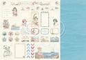 Scrappapier PION Design - Seaside Stories - Cut Outs