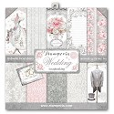 Paperpad Stamperia - 30,5 x 30,5 cm - Wedding