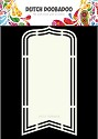 Dutch Doobadoo - Dutch Shape Art - Bookmark 2