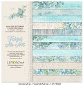 Lemoncraft - Paper Collection Set - Forget me Not