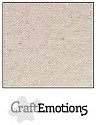 CraftEmotions - Kraft Cardstock - Krijtwit A4