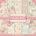 Paperpad Stamperia - 30,5 x 30,5 cm - Shabby Rose