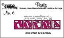 Stansmal - Crealies - Partz - Add ons Labels & Tags
