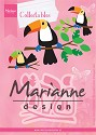 PRE-ORDER 3 - Marianne Design - Collectable - Toukan