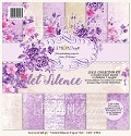 Lemoncraft - Paper Collection Set 30,5 x 30,5 cm - Violet Silence
