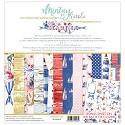 Paperpad Mintay - Marina 30,5 x 30,5 cm - MT-MAR-07