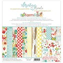 Paperpad Mintay - Farmlife 30,5 x 30,5 cm - MT-FAR-07