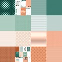 Noor! Design - Scr@p! - Collection Kit - Dots & Stripes