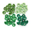 We R Memory Keepers - Eyelets Standard - Green