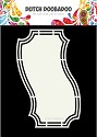 PRE-ORDER 12 - Dutch Doobadoo - Dutch Shape Art - Bookmark 3