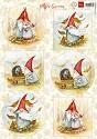 Marianne Design - Knipvel - Hetty`s Gnomes
