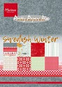 Marianne Design - Paperpad - Swedish Winter
