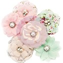 Prima Marketing - Misty Rose - Paper Flowers Addisson
