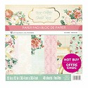 Paperpad Craft Smith - 30,5 x 30,5 cm / 48 vel - Rose Cottage