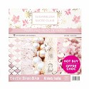 Paperpad Craft Smith - 30,5 x 30,5 cm / 48 vel - Sugarblush