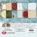 Paperpad Craft and You - 15,2 x 15,2 cm - White Christmas