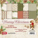 Paperpad Craft and You - 15,2 x 15,2 cm - Vintage Christmas