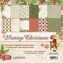 Paperpad Craft and You - 30,5 x 30,5 cm - Vintage Christmas