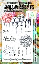 AALL & CREATE - Clearstamp A6 - set number 126