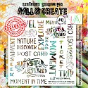 AALL & CREATE - Stencils - set number 42
