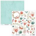 Scrappapier Mintay - Birdsong MT-BIR-09