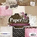 Studio Light - Winter Days - Paperpad 15 x 15 cm - PPWD100