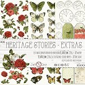 Craft-O-Clock - - Heritage Stories - Set of Extra`s