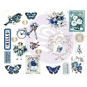 Prima Marketing - Georgia Bues - Chipboard Stickers 5