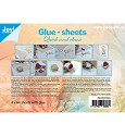 Joy! Crafts - Glue Sheets - A4 (4 vel)