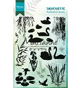 Marianne Design - Clearstamp - Silhouette Wetlands