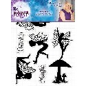 Crafter`s Companion - Enchanted Forest - Clearstamp Fairy Dance