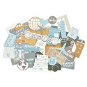 Kaisercraft - Collectables Die-Cuts - Let`s Go