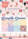 Marianne Design - Paperpad A5 - Romantic Dreams