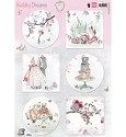 PRE-ORDER 9 - Marianne Design - Knipvel - Wedding Dreams