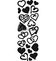 PRE-ORDER 9 - Marianne Design - Craftables - Punch Die Sweet Heart