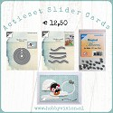 Joy! Crafts - Actieset SLIDER CARDS