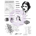 Finnabair - Cling Stamp - #Beautiful Story