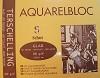 Aquarelpapier Terschelling - Glad Schut - 300 grams - 24 x 30 cm