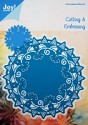 Joy! Crafts -Cutting & Embossing stencil rond nr. 1