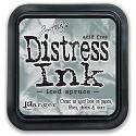 Distress inkt - Iced Spruce