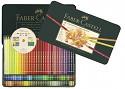 Faber Castell Polychromos - Blikken doos 120 stuks + CD
