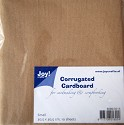 Joy! Crafts - Corrugated (Ribbel) Cardboard 30.5x30.5 - Fijn