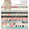 Paperpad Glitz design - Love you Madly