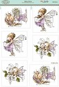 Stansvel THH Wee Stamps - Silver Fairy