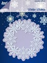 Joy! Crafts - Noor! Design Winter Wishes Cirkel met Ijskristallen