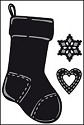 MD Craftables - Tiny`s christmas socking